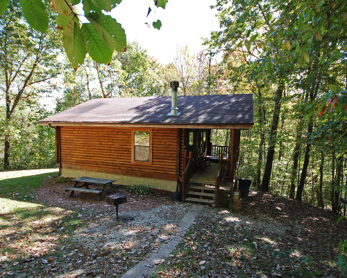 Bon Jackson Cabin   Sleeps Up To 4 Guests ...