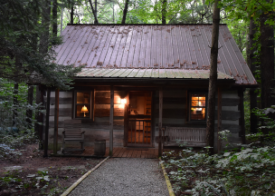 Frontier Log Cabins - Hocking Hills Quality Lodging Association